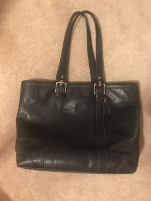 Coach Large Shoulder bag ( Black) for Sale in Sandy, UT