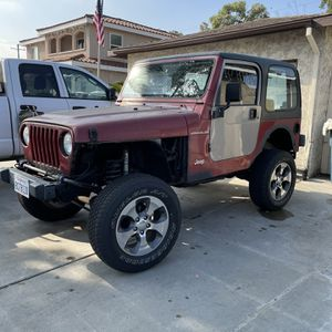 Jeep Tj Parts for Sale in Long Beach, CA