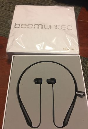 Been United Bluetooth wireless headphones for Sale in Manalapan Township, NJ