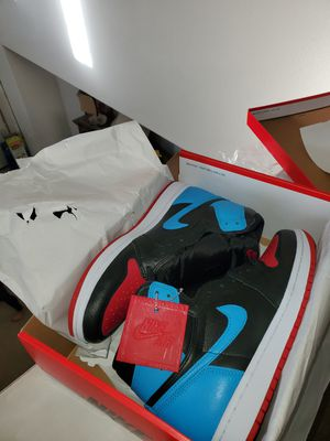 Jordan 1 unc to chi sz 9.5 for Sale in Fairfield, CA