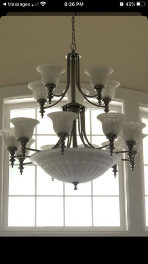 chandelier Light Fixtures for Sale in Mukilteo, WA
