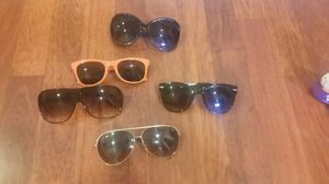 5 sunglasses for Sale in San Diego, CA