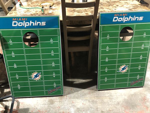Cornhole game boards