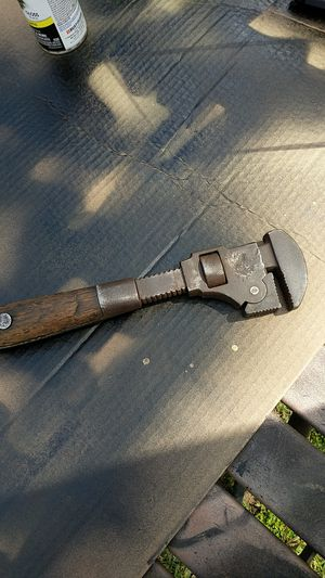 Antique wrench, 1898 for Sale in La Habra Heights, CA