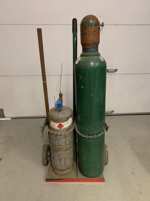 Oxygen/Acetylene Welder for Sale in Oakley, CA