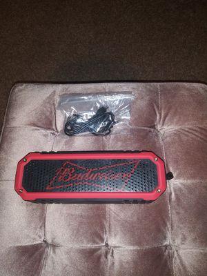 Budweiser Bluetooth Speaker for Sale in Tampa, FL