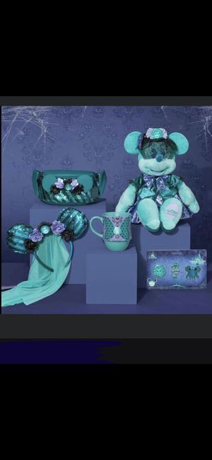 Disney Haunted Mansion Minnie Mouse for Sale in Bradenton, FL
