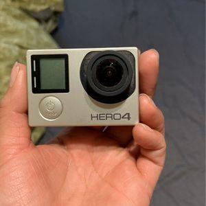 GoPro Hero 4 Silver OBO for Sale in City of Industry, CA