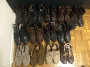 Men's shoes/ boots/ work boots Size 11, size 12, size 13 for Sale in Washington, DC