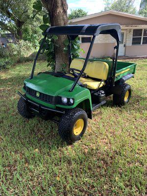 2015 john deere hpx 4x4 gator for Sale in Davie, FL