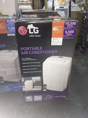 Air Conditioner Portable Aire Acondicionado LG 10,200Btu 300Sq. Ft for Sale in Miami, FL