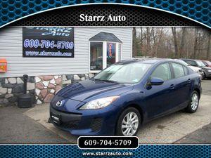 2012 Mazda Mazda3 for Sale in Hammonton, NJ