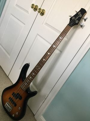 Electric bass guitar for Sale in Centreville, VA