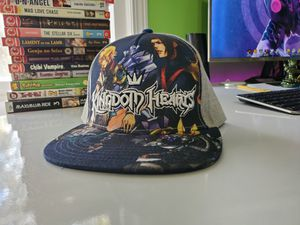 Kingdom Hearts Snapback Cap for Sale in Lilburn, GA