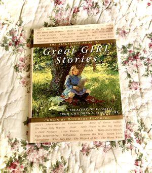 Great Girl Stories Hardback for Sale in Portland, OR
