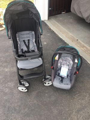 Graco Car sear Stroller combo for Sale in Columbus, OH
