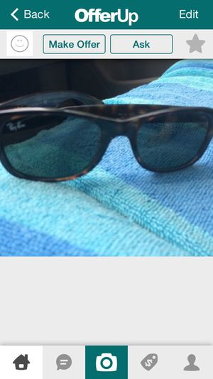 Raybans 3122 kids sunglasses for Sale in Charlotte, NC