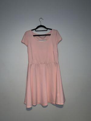 Juniors 2X dress pink for Sale in Schiller Park, IL