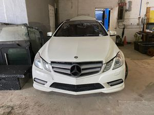 2011 Mercedes e350 e550 e400 e450 parts parting out engine transmission door bumper hood trunk for Sale in Opa-locka, FL