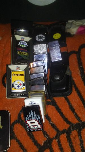 Zippo collection being sold for Sale in Red House, WV
