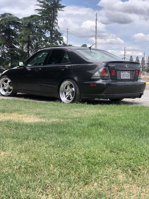 2004 lexus is300 (testing waters) for Sale in Modesto, CA