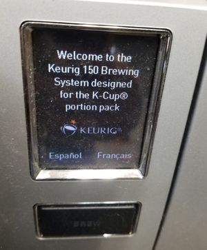 Keurig B150 Single Cup Coffee Machine for Sale in WARRENSVL HTS, OH
