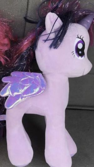 My little pony stuffed animals for Sale in Temecula, CA
