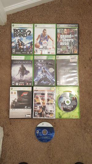 Xbox 360 Games for Sale in Lynchburg, VA