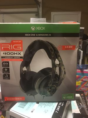 XBOX HEADPHONES for Sale in Smyrna, TN