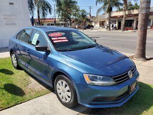 2015 Volkswagen Jetta Sedan 2.0L S w/Technology for Sale in Santa Ana, CA