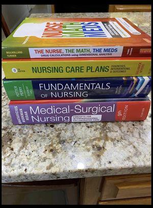 NWOT Nursing Books Bundle or sold separately for Sale in Baton Rouge, LA