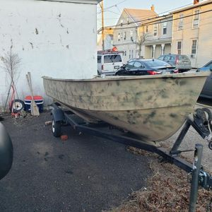"1990 Seacraft 12.5"" Aluminum for Sale in Burlington, NJ"