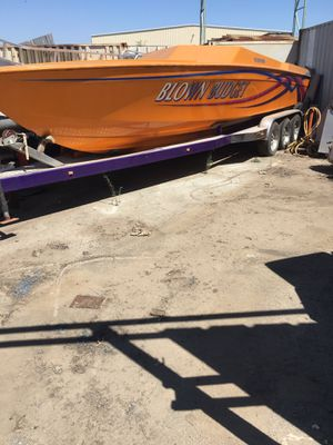 30' Scarab and trailer for Sale in Montclair, CA