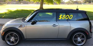 $800 URGENT!I Selling 2009 MINI Cooper Clubman S,Very clean!Clean Tittle! Runs and drives great.Nice family car!one owner! for Sale in Anaheim, CA