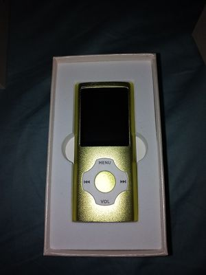16gb mp3 player with headphones for Sale in Spring Hill, FL