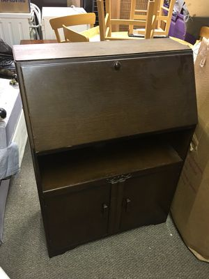 Antique secretary's desk for Sale in Norcross, GA