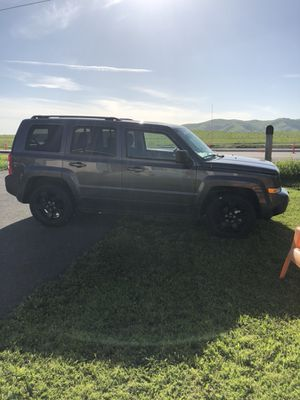 Jeep Patriot 2015 for Sale in Vacaville, CA