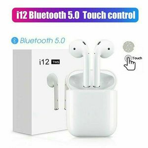 i12 twins true wireless headphone Brand new high quality newer model for Sale in El Monte, CA