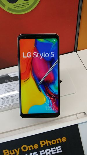 LG STYLO 5! FREE WHEN YOU SWITCH! COME SEE US AT BOOST MOBILE ON 50TH AND AVE L! for Sale in Lubbock, TX