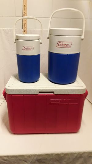 3 coleman coolers $15 for Sale in Evansville, IN