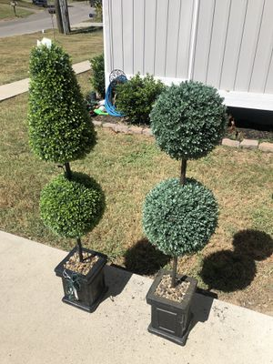 Outdoor Artificial Topiary Trees for Sale in Nashville, TN