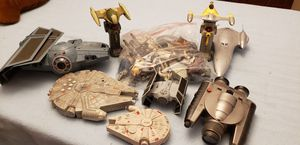 Star wars collectible toys for Sale in Furlong, PA
