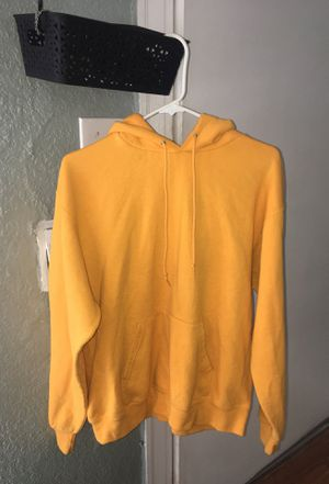 yellow hoodie for Sale in Los Angeles, CA
