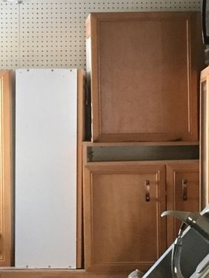 Used cabinets for kitchen for Sale in Aurora, CO