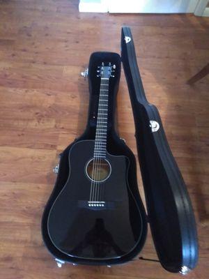 Fender CD-60 CE BK-DS-V2 acoustic/electric guitar for Sale in Mesa, AZ