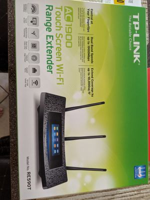 TP Link WiFi Range Extender for Sale in Zephyrhills, FL