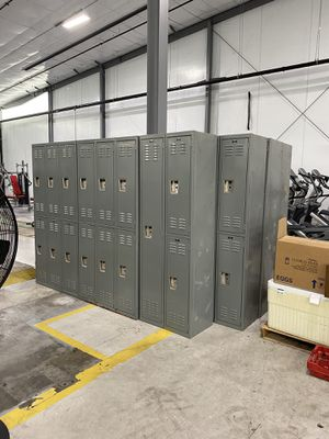 Metal Lockers (27) lot or individual for Sale in Salisbury, MD