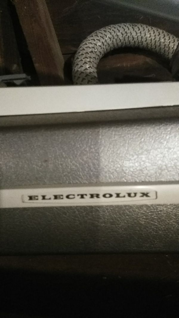 Never used Electrolux vacuum