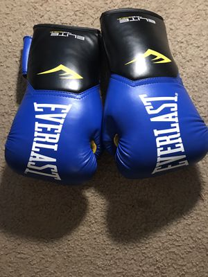 Everlast Elite Boxing Gloves 🥊 for Sale in Havertown, PA
