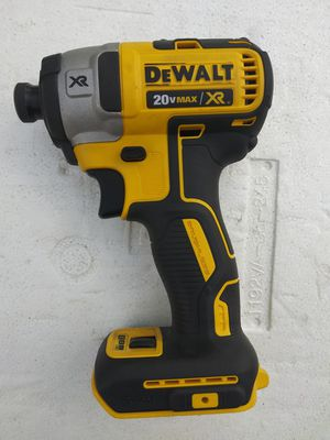 Dewalt 20v xr 3 velocidades nuevo tool only for Sale in Moreno Valley, CA
